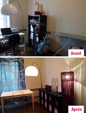 Home Staging Lyon - Valorisation immoblière & relooking déco - Impulsion